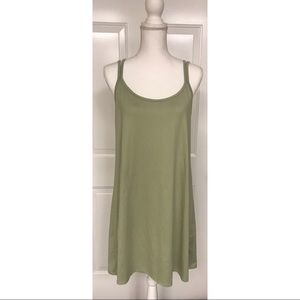 Francesca's Tie-Back Dress - L - NWOT